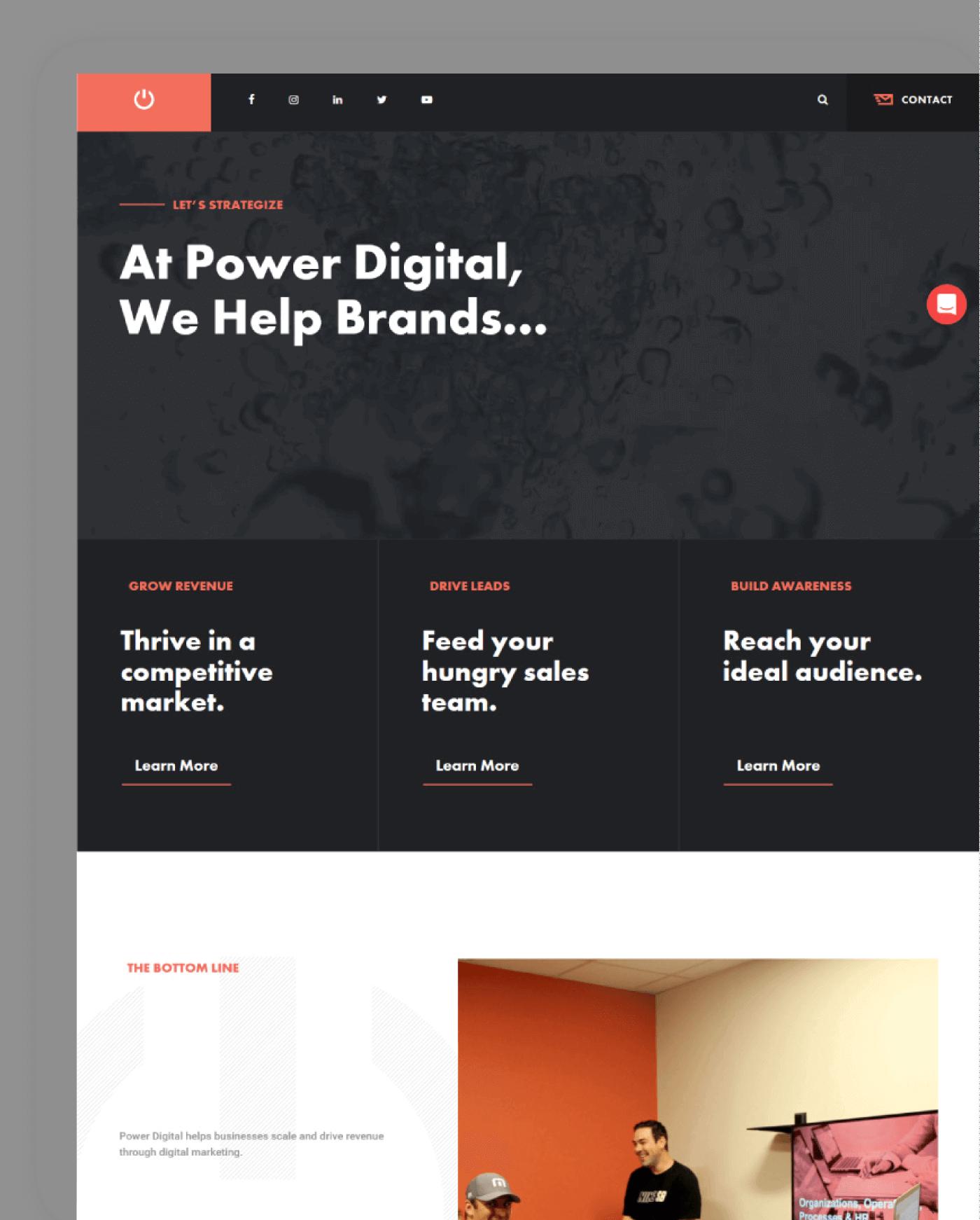 top web design agency Malaysia